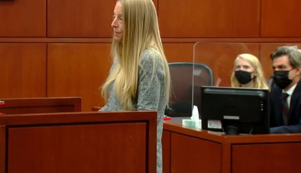 Tracy Johnson, the paternal grandmother of Annabelle, spoke in court.