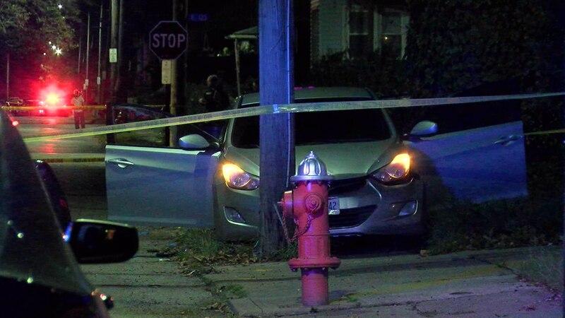 Man shot in car on Cleveland's East Side
