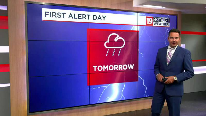 19 First Alert Weather Day: Severe storms Friday afternoon and evening; tornadoes possible