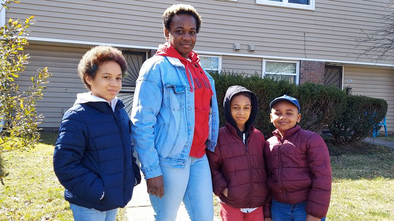 Mother of 3 finally moves from horrible conditions with help from the 19 News Troubleshooter