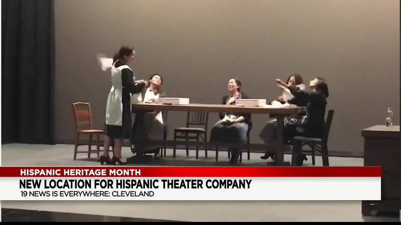 """""""It was such a big dream that we never thought it could be real,"""" theater director Monica..."""