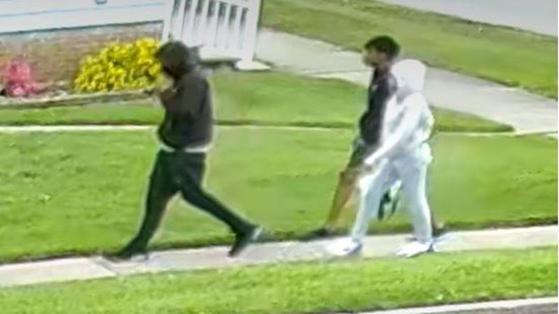 Maple Heights police are asking for the public's help identifying these people who they believe...