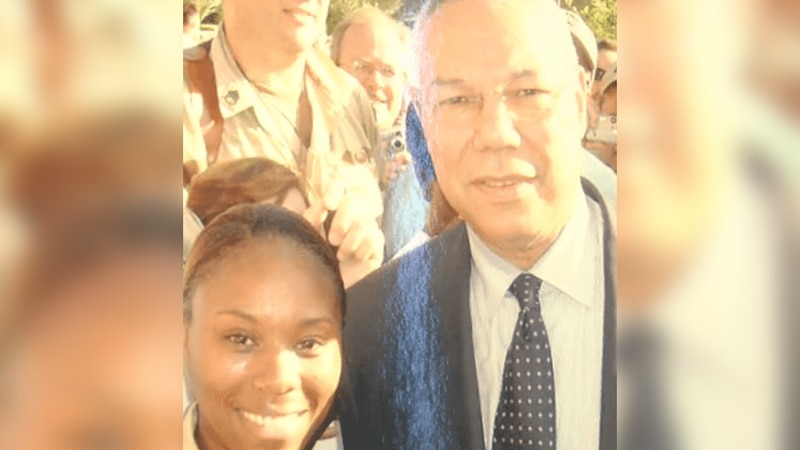 Northeast Ohio doctor reflects on meeting Gen. Colin Powell while on Iraq tour