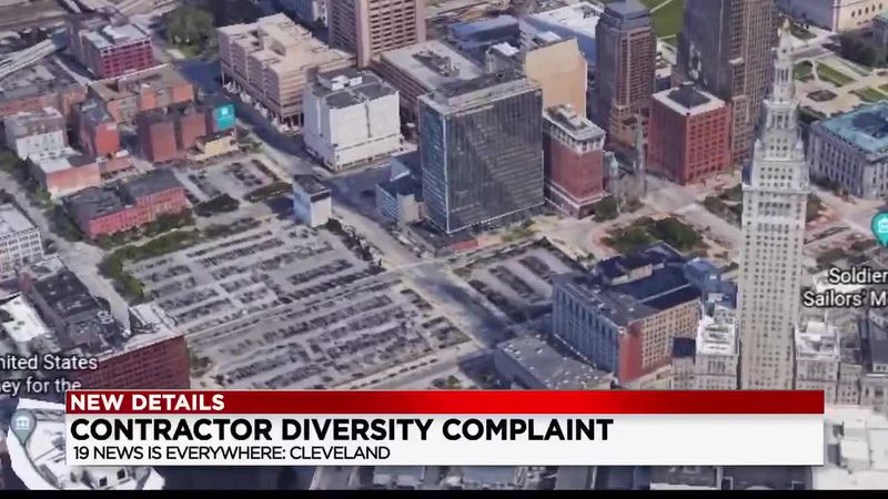 Local black contractors and clergy protesting Sherwin-Williams for lack of diversity in...