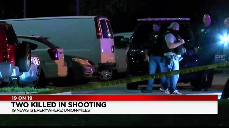 Around 60 shell casings found at scene where 2 people were killed in Cleveland's Union-Miles...