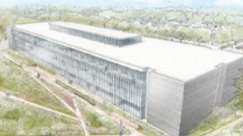 Cleveland Clinic renderings for Mentor Hospital