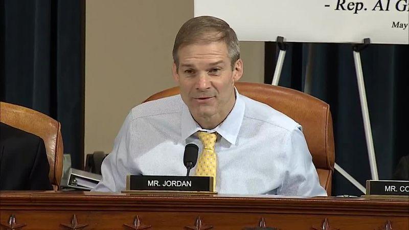Jim Jordan, R-Ohio, has represented Ohio's 4th congressional district since 2007. Challenger...