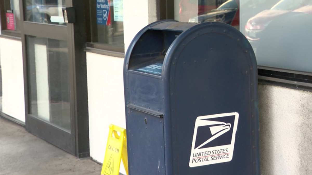 An investigation is underway after a U.S. Postal Service collection box was stolen in Moiliili.