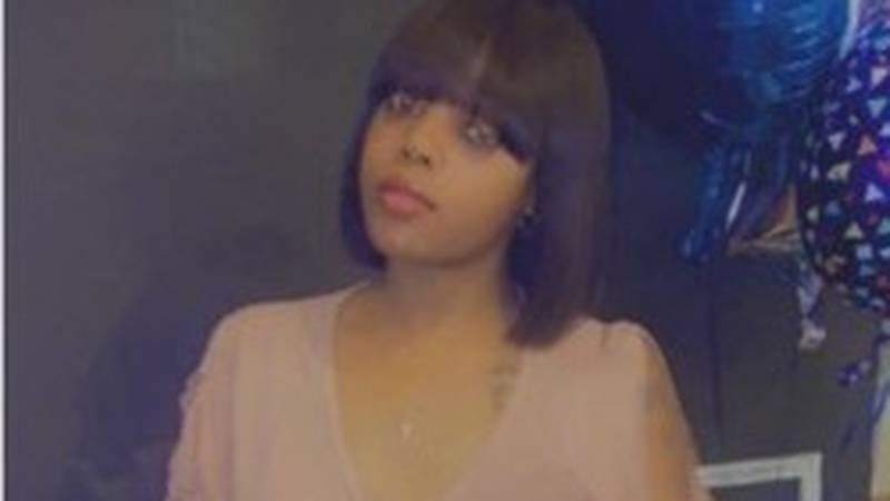 Shot in her chest, died on scene