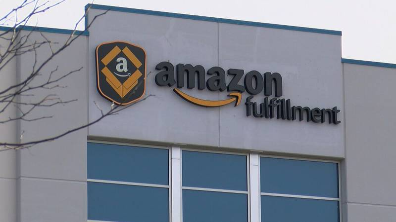 After several employees tested positive for the coronavirus at the Shepherdsville Amazon...