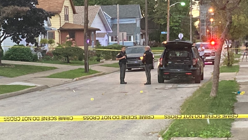 Local and state police are investigating after several people were hit with gunfire on Tuesday...