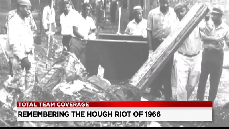 Hough riots history