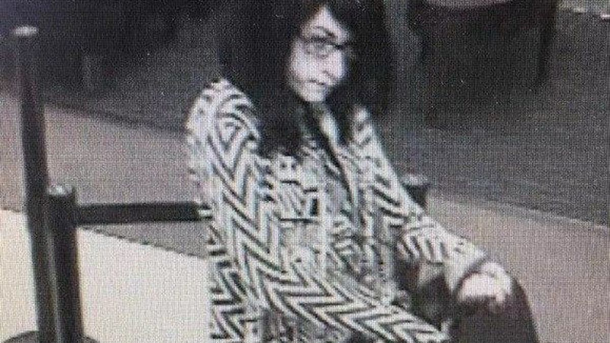 The suspect was wearing a long-haired black wig when they robbed Chase Bank on Oct. 12, 2017....