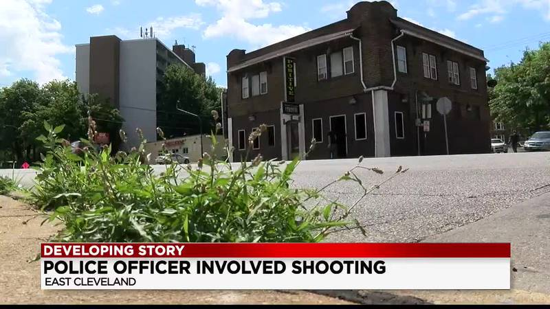 Gunman in critical condition after shooting at East Cleveland police investigating sexual...