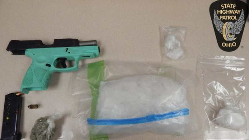 Meth seizures by state troopers jumped up a whopping 87% last year compared to 2019, the Ohio...