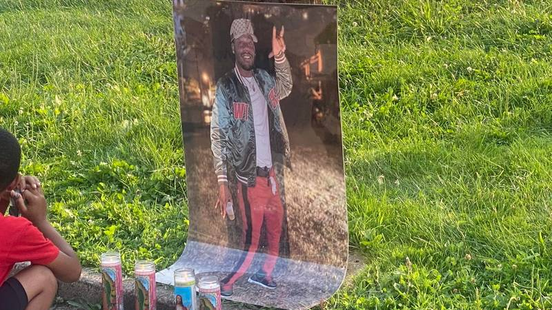 One young man died in the shooting Monday night, and it isn't the first time this year we've...
