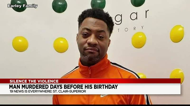Man murdered in Cleveland day after his 46th birthday
