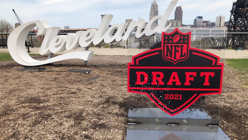 The NFL believes their success at the Super Bowl in Tampa is building block to a safe draft...