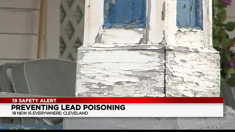 Lead Safe Cleveland asks city for $17.5 million to help fund lead poisoning prevention measures