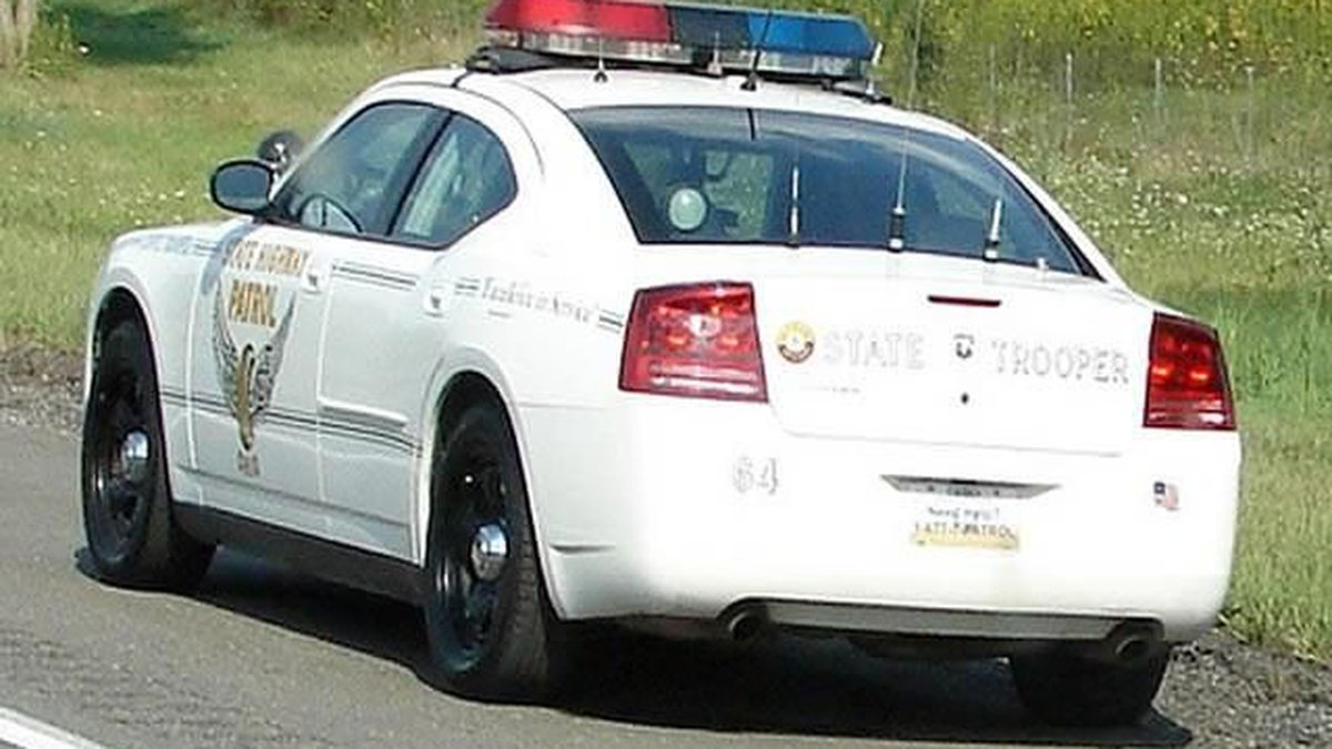 Ohio State Highway Patrol arrest (Source: WOIO)