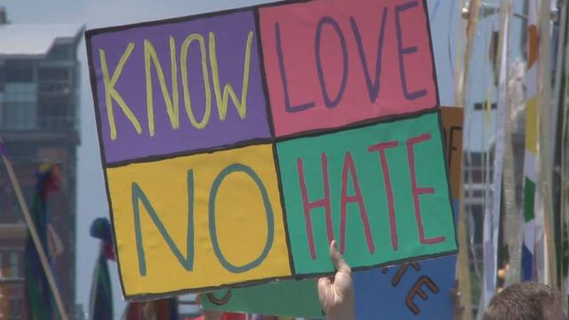 25th Cleveland Pride parade, rally and festival