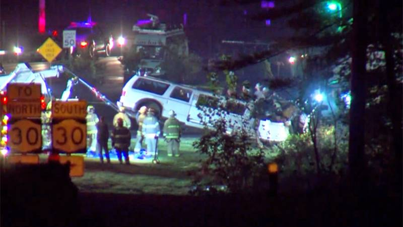Twenty people died -- including two from Watertown -- when a limousine crashed in Schoharie,...