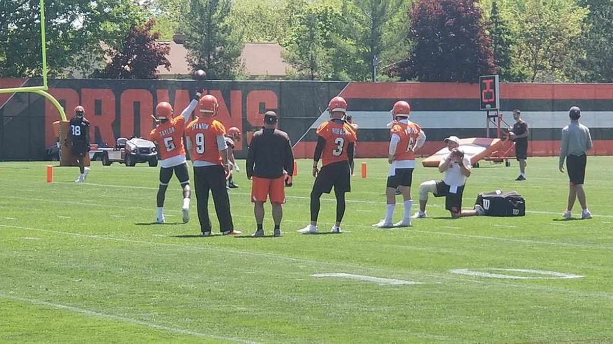 Cleveland Browns to hold training camp practices free and open to the public. (Source: WOIO)