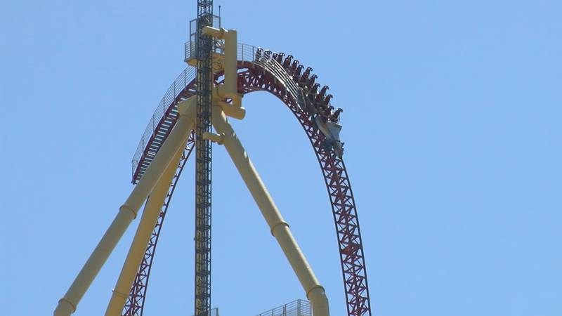 Department of Agriculture is investigating after an accident at Cedar Point.