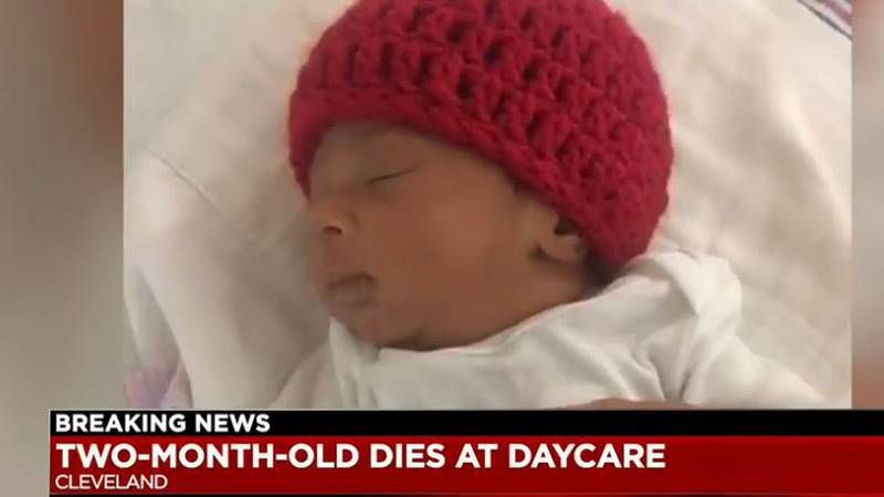Medical examiner says pneumonia killed 2-month-old girl that died after leaving a Cleveland...