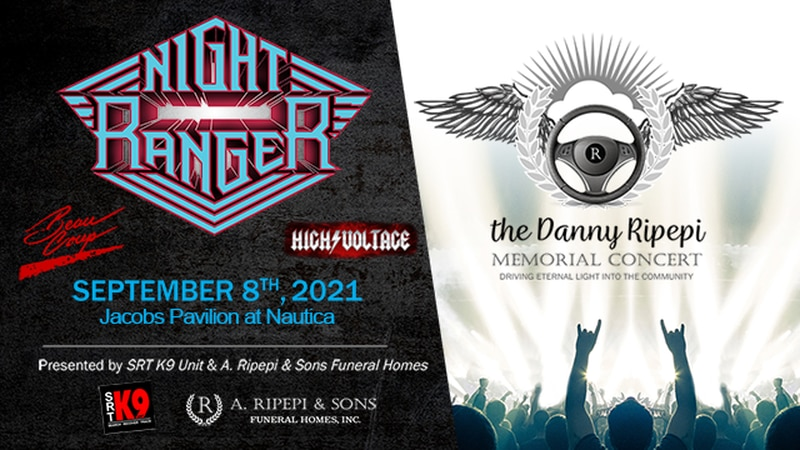 Featuring Night Ranger, Beau Coup and High Voltage