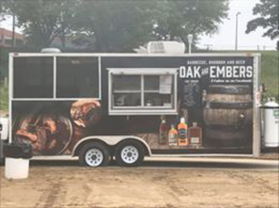 Owners of Oak & Embers Taverns are looking into utilizing their food truck to keep afloat...