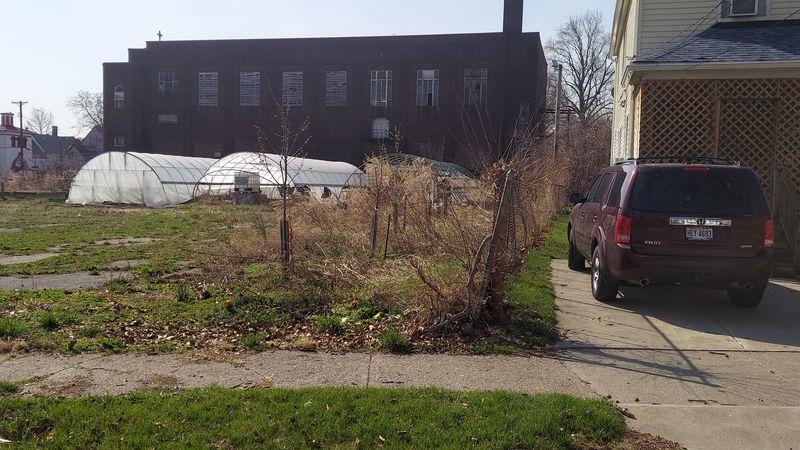 Residents don't like the sight of Cleveland Neighborhood Urban Garden