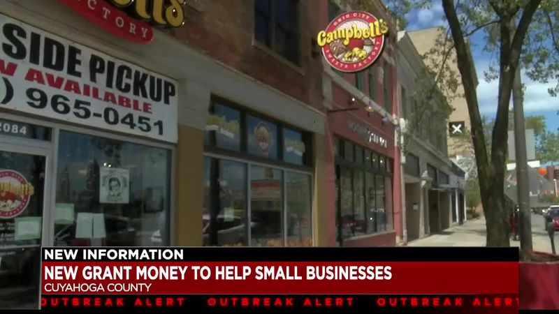Three-million dollars in grants given to small businesses, including minority-owned businesses