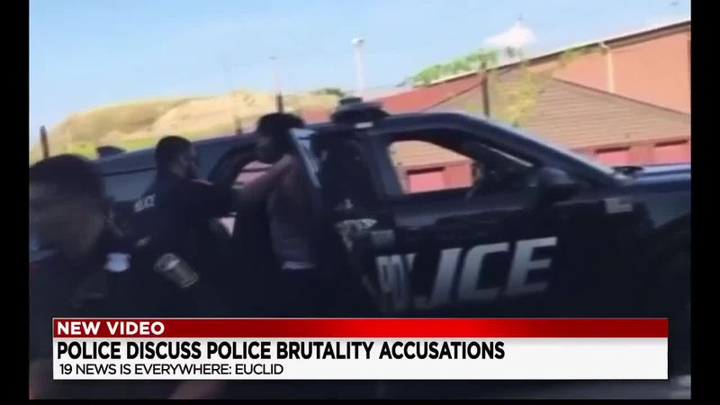 Euclid Police discuss police brutality accusations