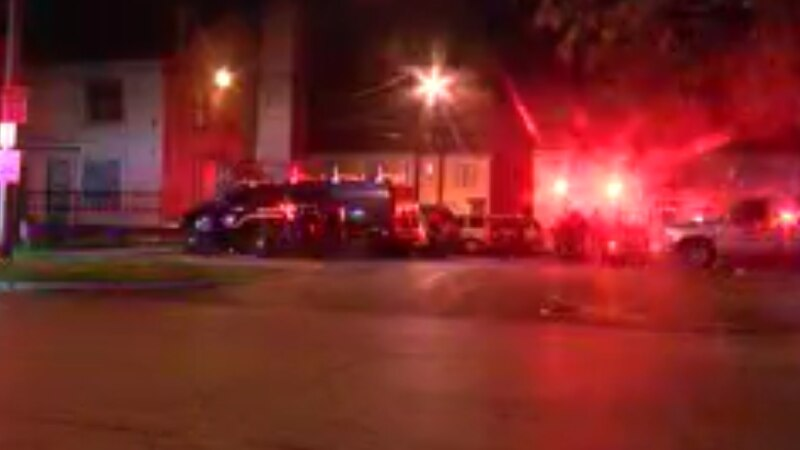 3 shot at apartment complex in Cleveland's Woodland Hills neighborhood