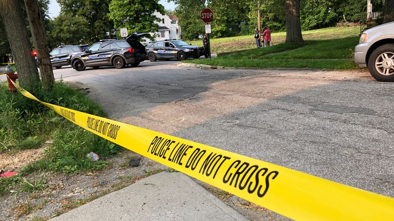 Cleveland police are investigating the shooting.