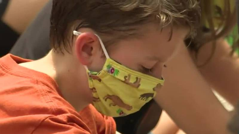 Parma City School officials have decided not to require students or adults to wear masks during...