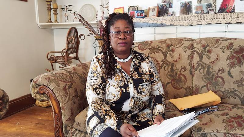 Monique Moore needs help with property under possible foreclosure