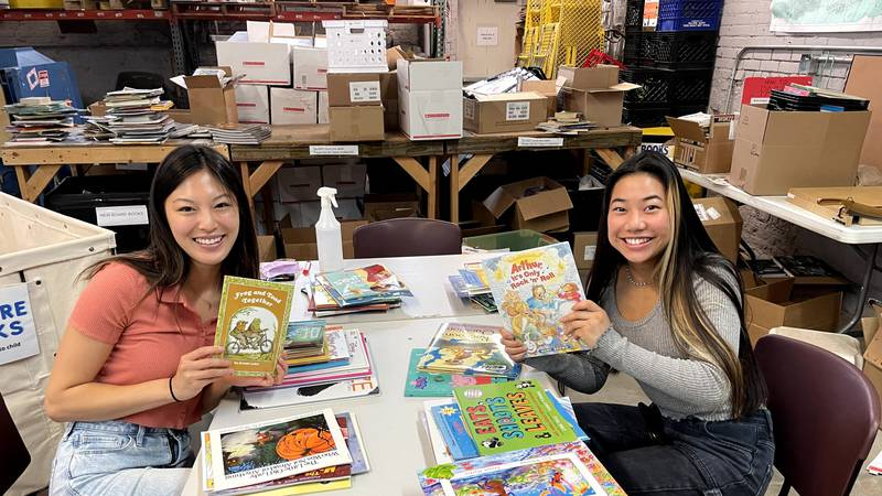 The Kids' Book Bank Cleveland is preparing for a busy fall with several initiates planned.