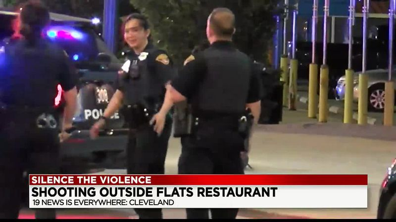 Shots were fired early Friday morning outside Dante's Inferno in the Flats.