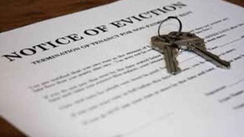 While tenants cannot currently be evicted, this is not a free pass to simply not pay rent.