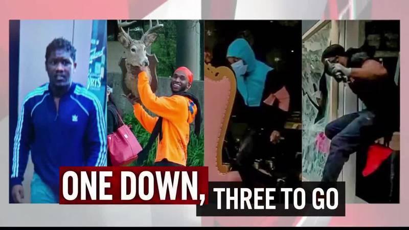 FBI arrests man for vandalism of Cleveland businesses during George Floyd protests; 3 others...