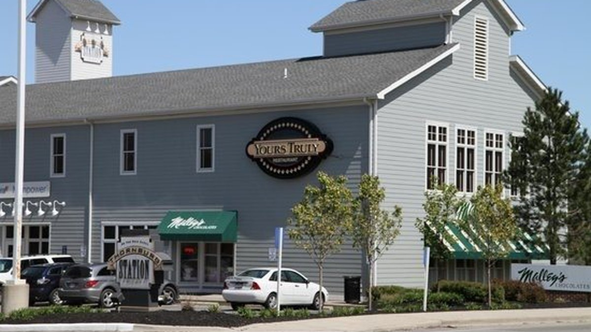 The Yours Truly Restaurants' Rockside location is closed for two weeks because a team member...