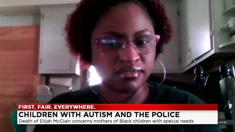 Parents of Black children with special needs talk about concerns over interactions with police