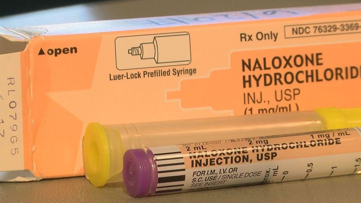 Naloxone hydrochloride