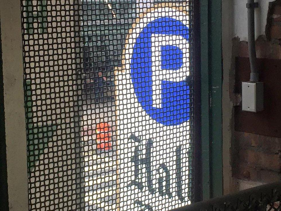 Halle Brothers Parking Garage, 1212 Huron Rd.