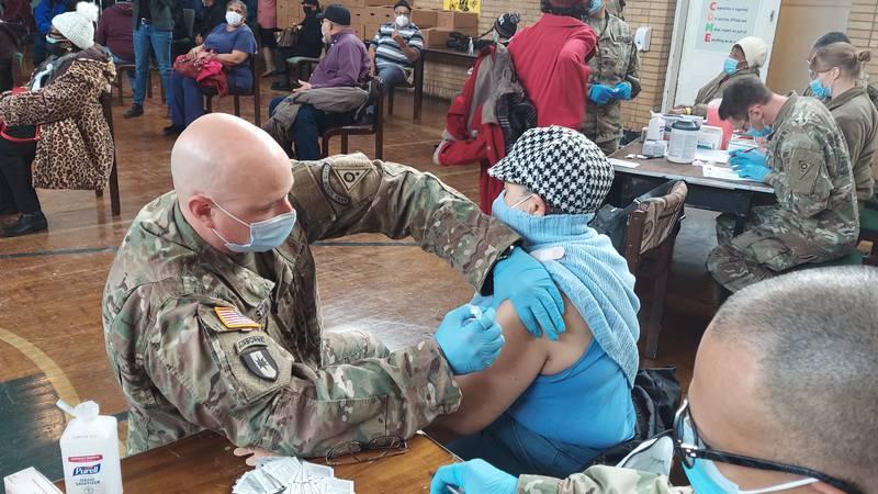Ohio Department of Health help Black Seniors get COVID Vaccine