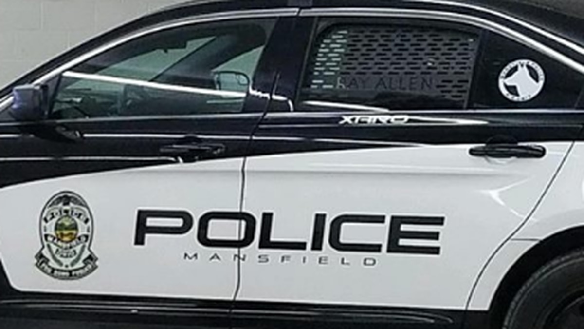 (Source: Mansfield Police Department)