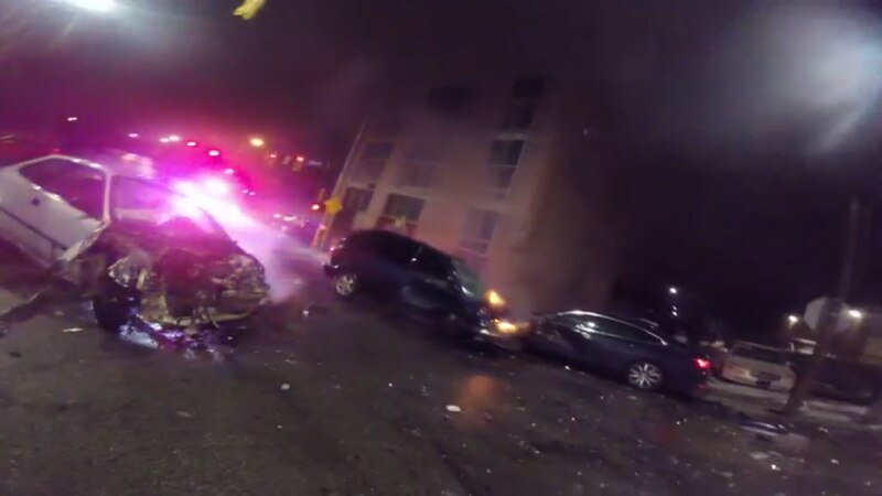 19 News investigators just obtained body camera footage of the incident from East Cleveland...