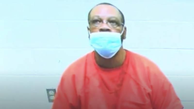 William Douglas Fields appears in court on Thursday, July 8.